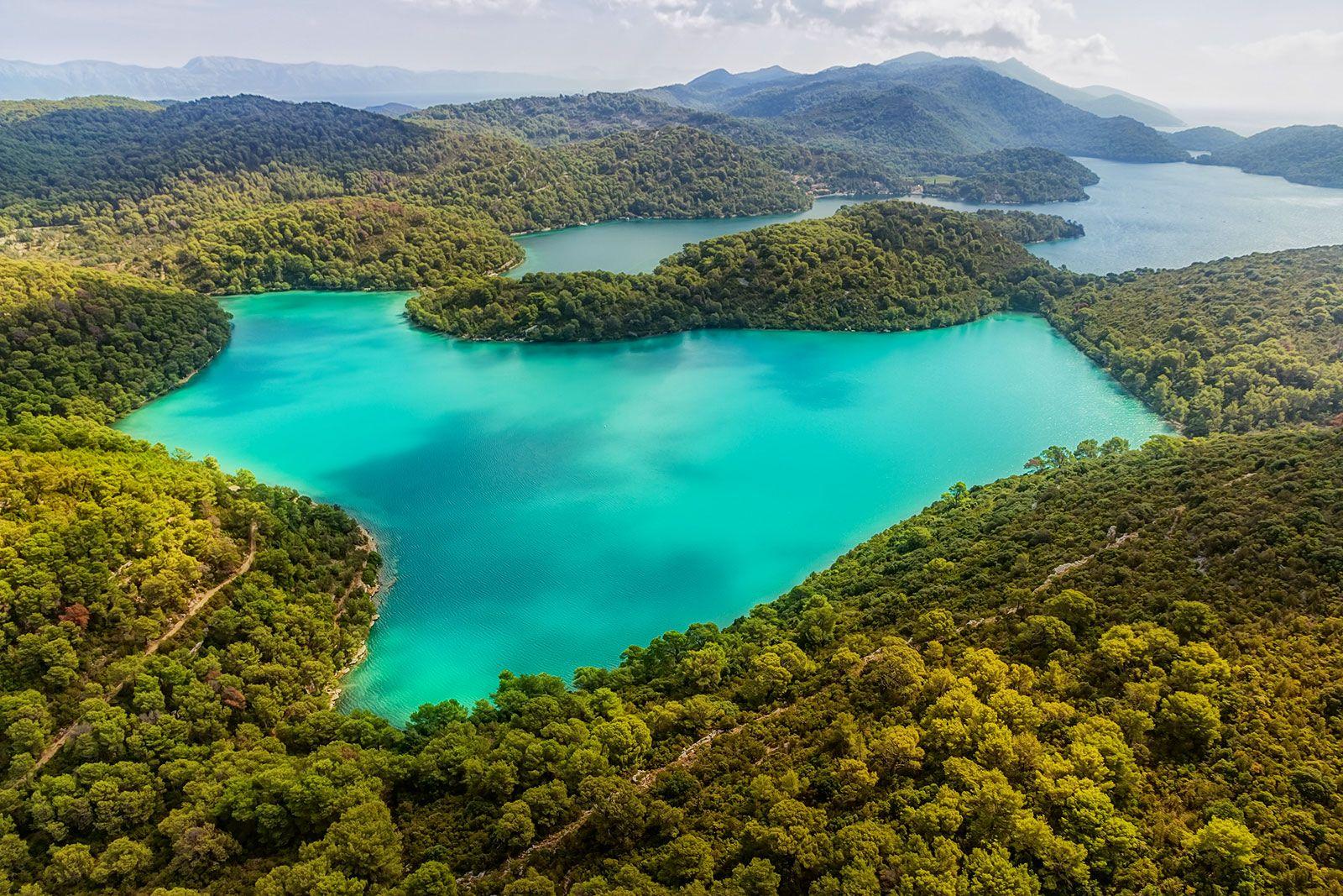 Read more about the article Mljetska jezera druga najbolja plaža u Europi po izboru Telegrapha