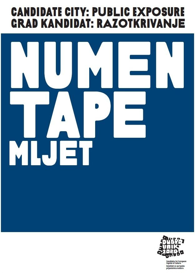 Umjetnički kolektiv Numen predstavlja instalaciju TAPE MLJET u Nacionalnom parku Mljet