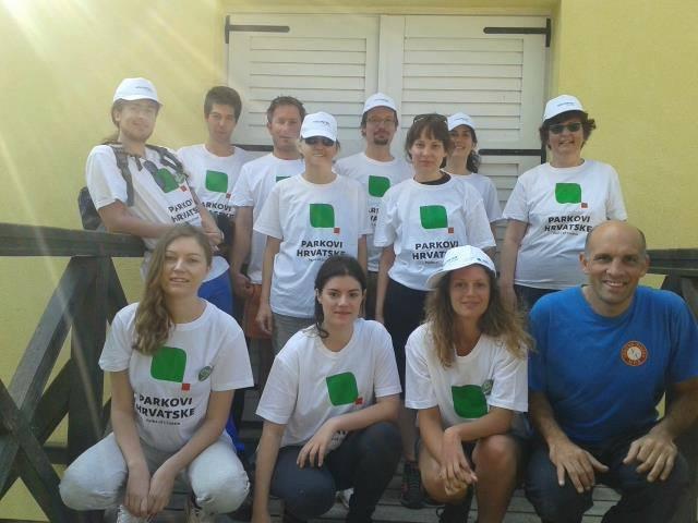 Započeli volonterski programi NP Mljet