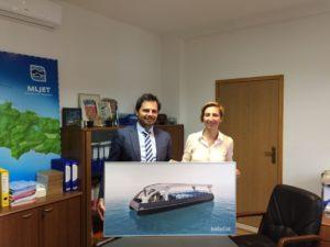 Potpisan Ugovor o nabavi električnog broda