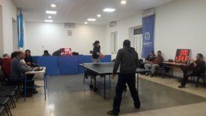 Završen 3. turnir u stolnom tenisu