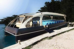 Read more about the article Presentation of the new electric boat