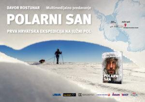 """Multimedijalno predavanje """"Polarni san"""" u Babinom Polju"""