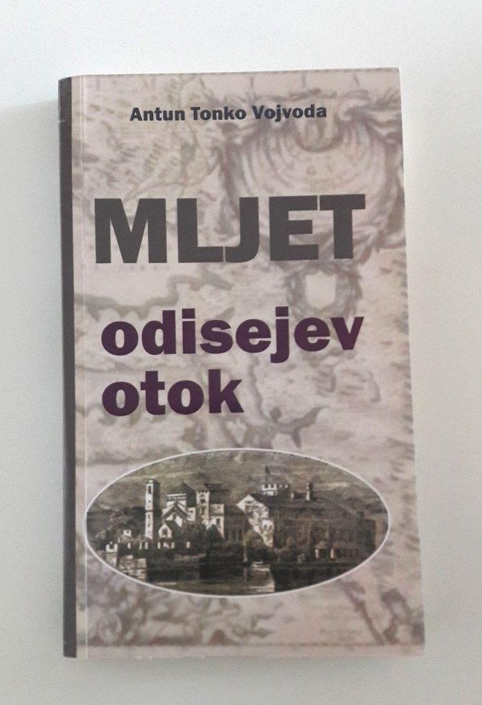 Objavljeno treće izdanje knjige Mljet – Odisejev otok