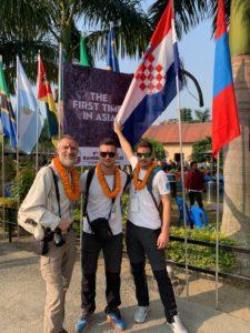Čuvari NP Mljet na IX. Svjetskom kongresu rendžera