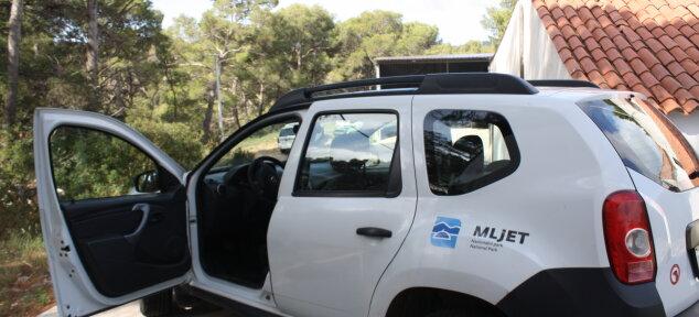 Nacionalni park Mljet dao na korištenje vozilo HGSS stanici Dubrovnik