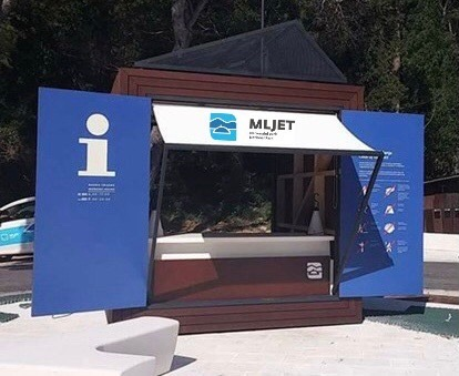 Read more about the article Info punkt NP Mljet u Dubrovniku se otvara 10.5.