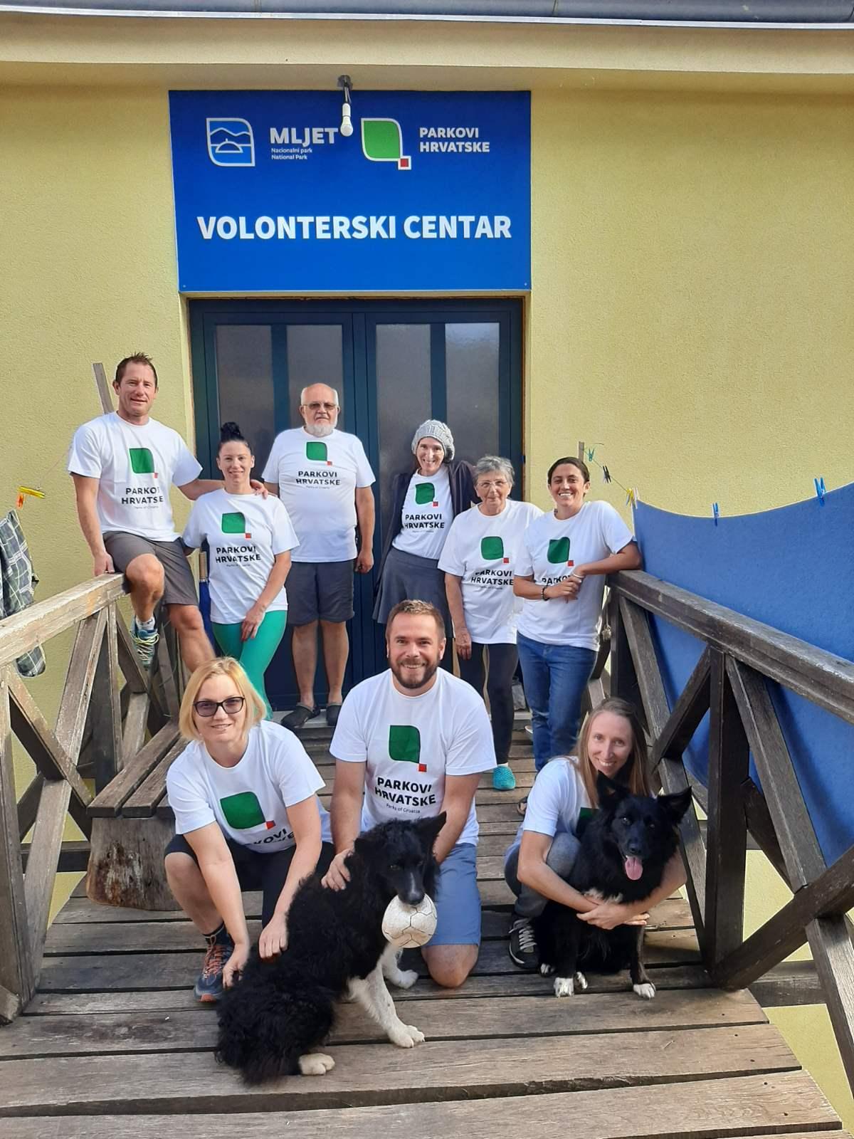 Volonterski programi u NP Mljet