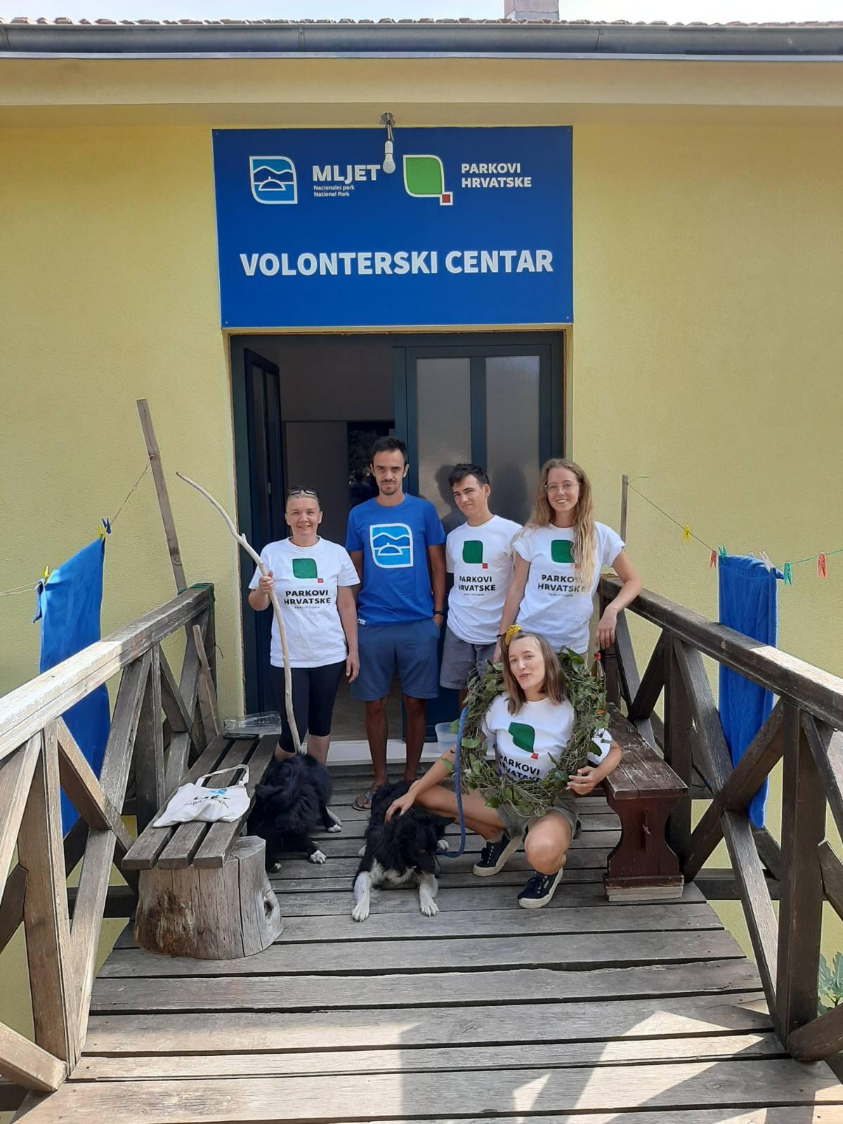 Početak volonterskih programa u 2021.