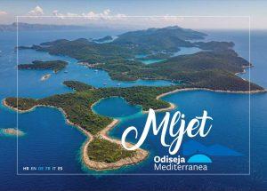 Tiskana slikovna brošura otoka Mljeta
