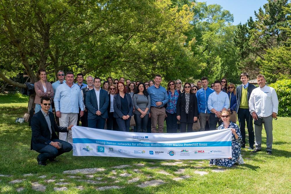 Read more about the article Potpisan Sporazum o suradnji upravitelja morskih zaštićenih područja