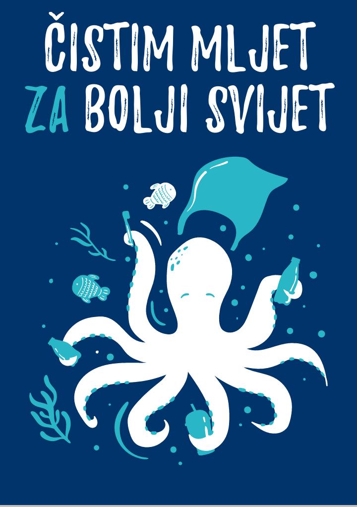 """Read more about the article Održana akcija čišćenja """"Čistim Mljet za bolji svijet"""""""