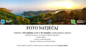 Read more about the article Foto natječaj za najbolju fotografiju NP Mljet